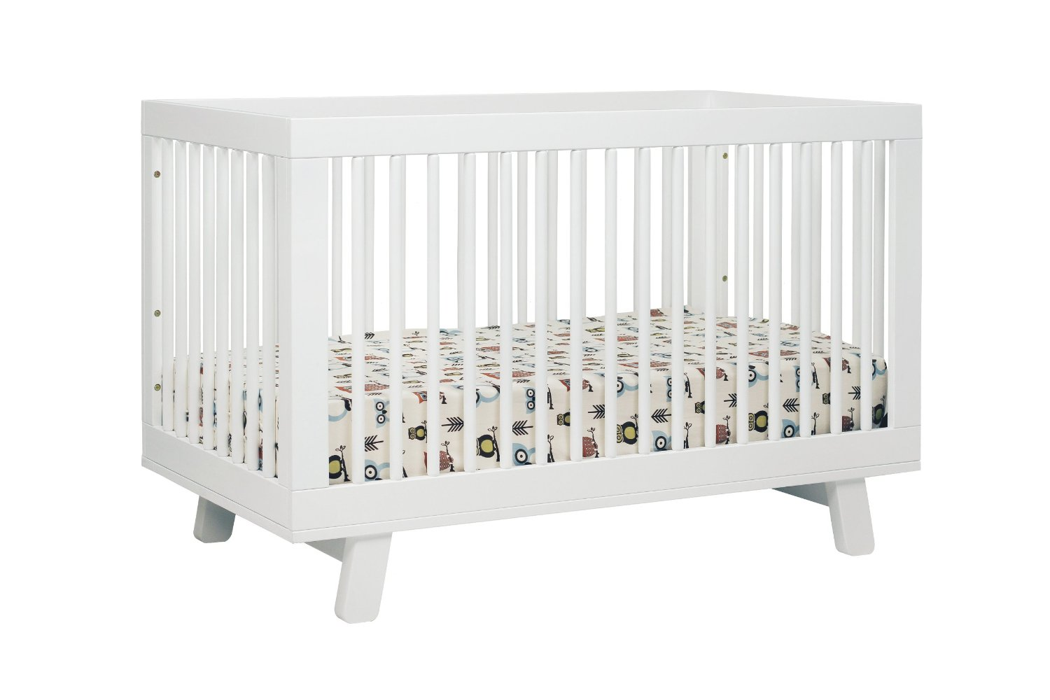 babyletto Hudson 3 in 1 Convertible Crib for nursery furniture ideas
