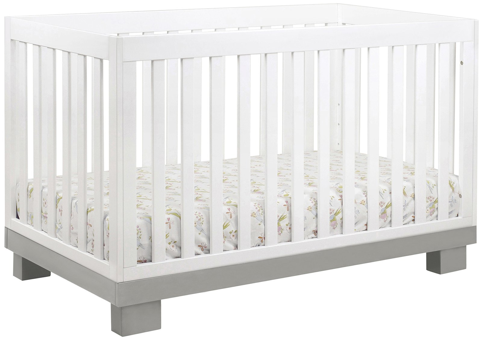Babyletto Modo 3 In 1 Convertible Crib With Toddler Bed Conversion