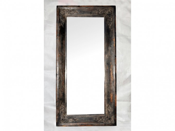 Bassett Mirror Company Accessories Haversham Leaner Mirror 036024 For Home Furniture Ideas