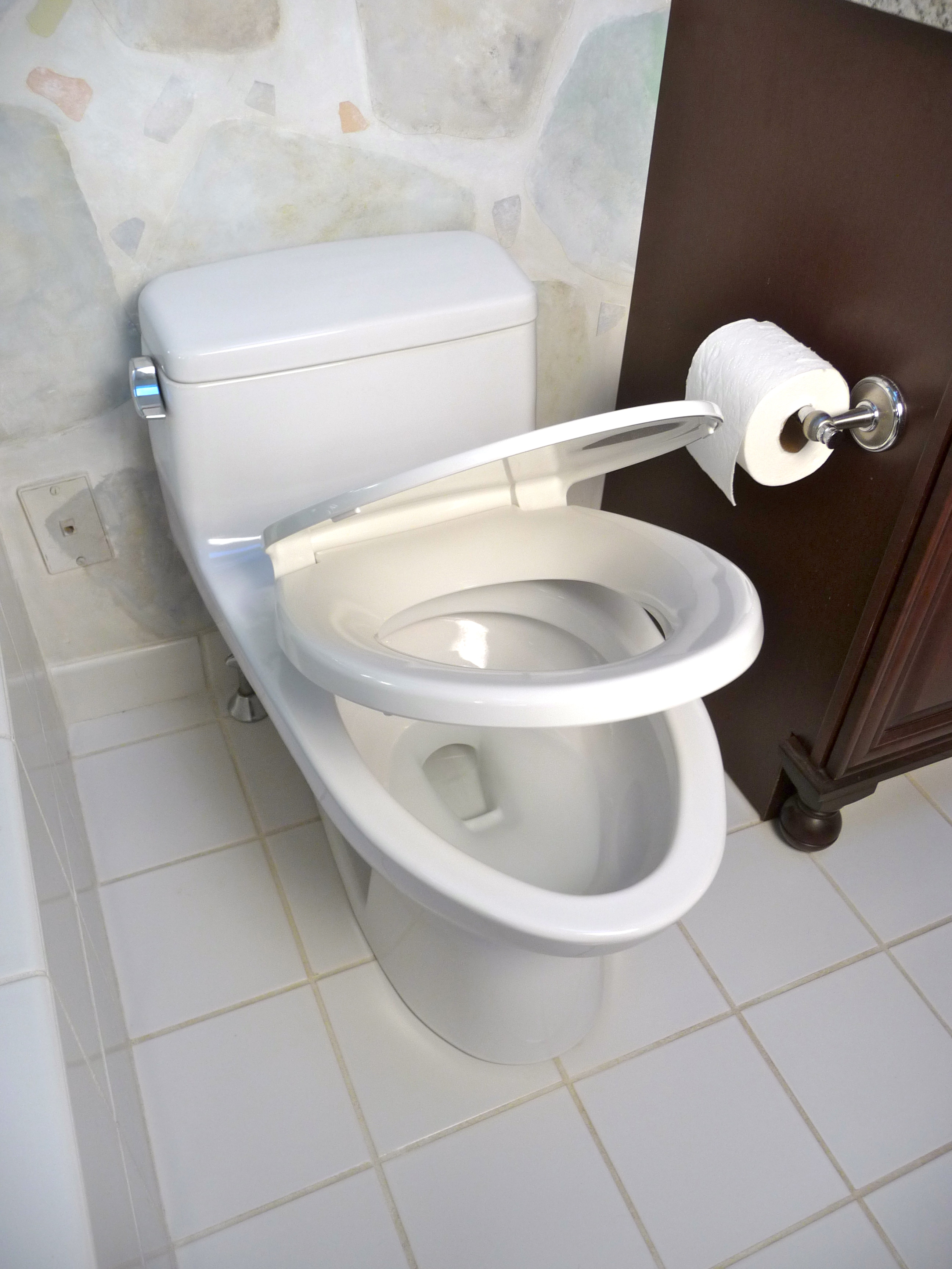Best Flushing, 1 28 GPM Toto Toilets Eco Supreme on white ceramics floor plus rolled tissue for inspiring toilet ideas