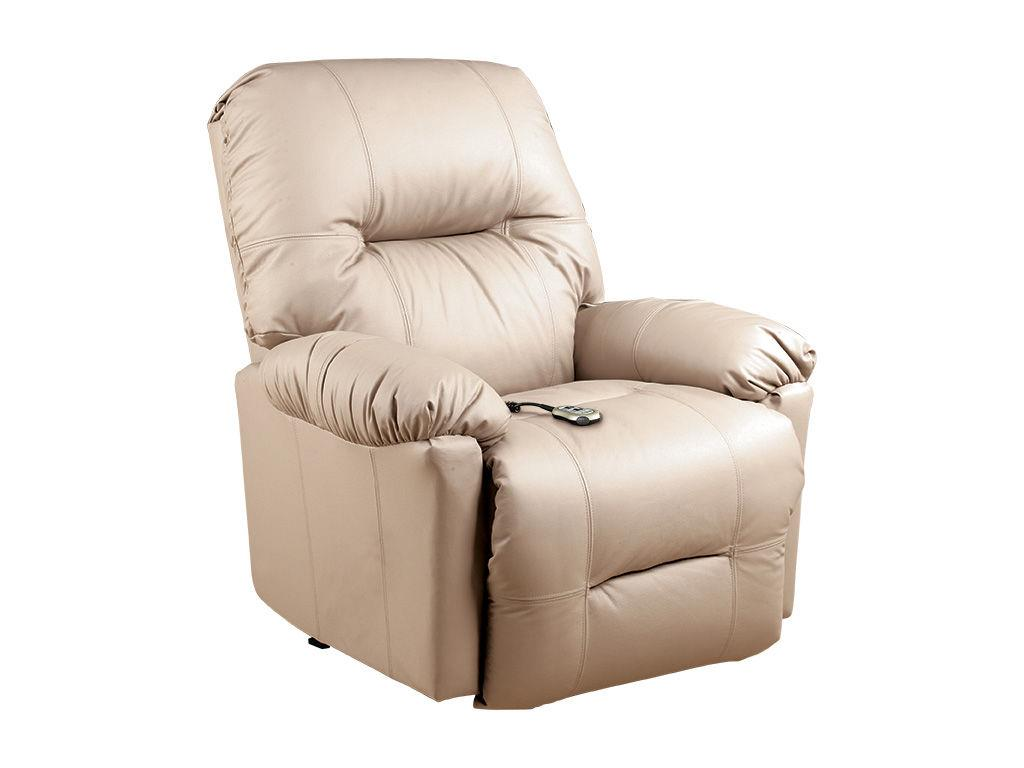 Best Home Furnishings Living Room leather Power Lift Recliners 9MW11 in wheat for home furniture ideas