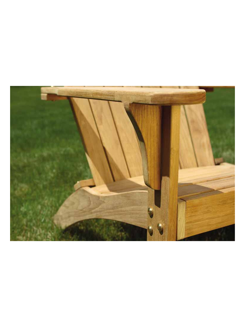 Biddeford Teak Adirondack Chairs for outdoor furniture ideas