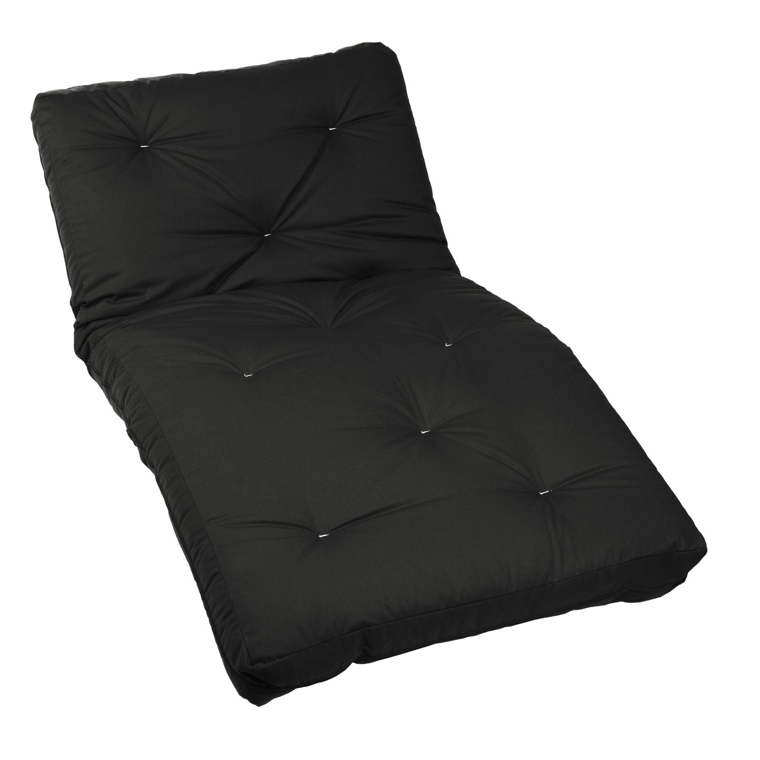 black cushion cheap futons for home furniture ideas