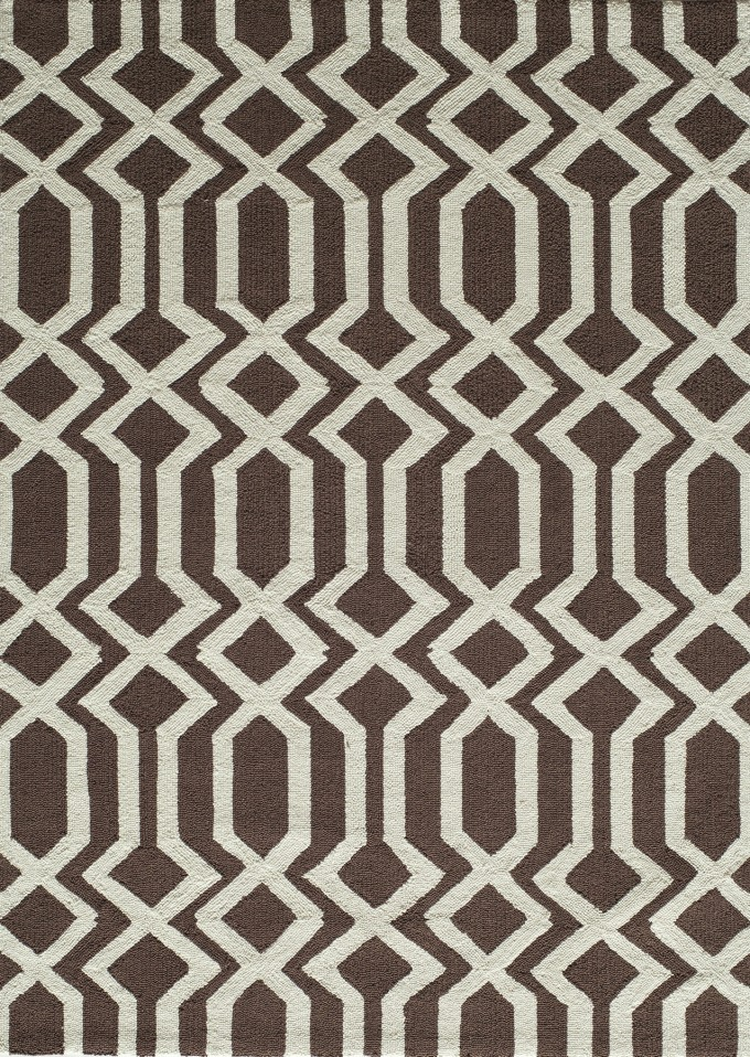 Brown Lowes Rugs With Egypt Style Design Pattern For Floor Decor Ideas