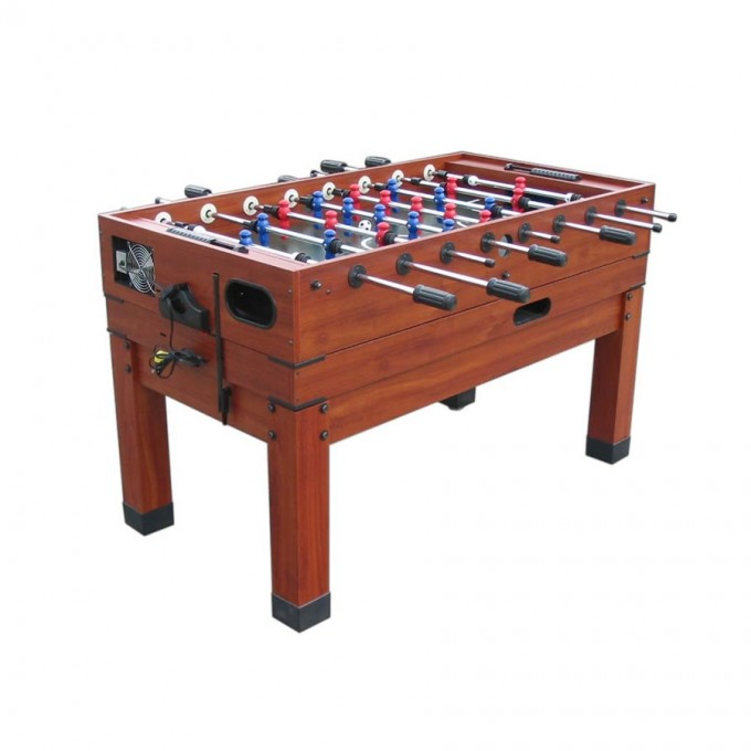 Brown Wooden Game Shuffleboard Table For Sale