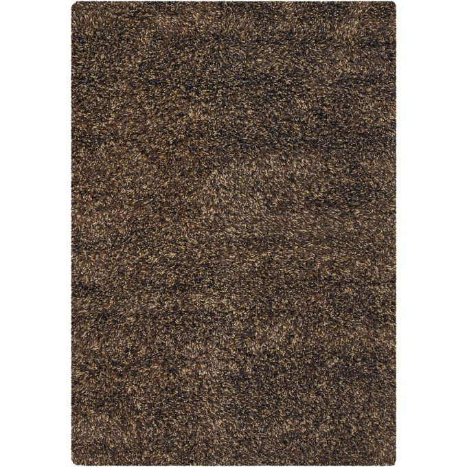 Camilia Brown Shag Rugs CAM1330079RD For Floor Decor Ideas