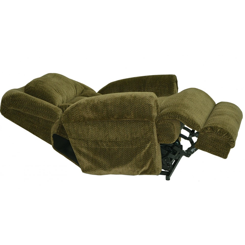 Catnapper Burns Power Lift Recliners With Dual Motor Independent Back In Green For Home Furniture Ideas
