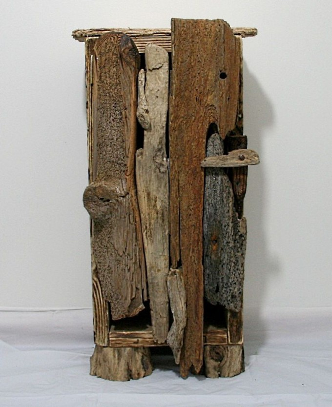 Charming And Unique Driftwood Floor Lamp With Natural Wood For Inspiring Home Furniture Ideas