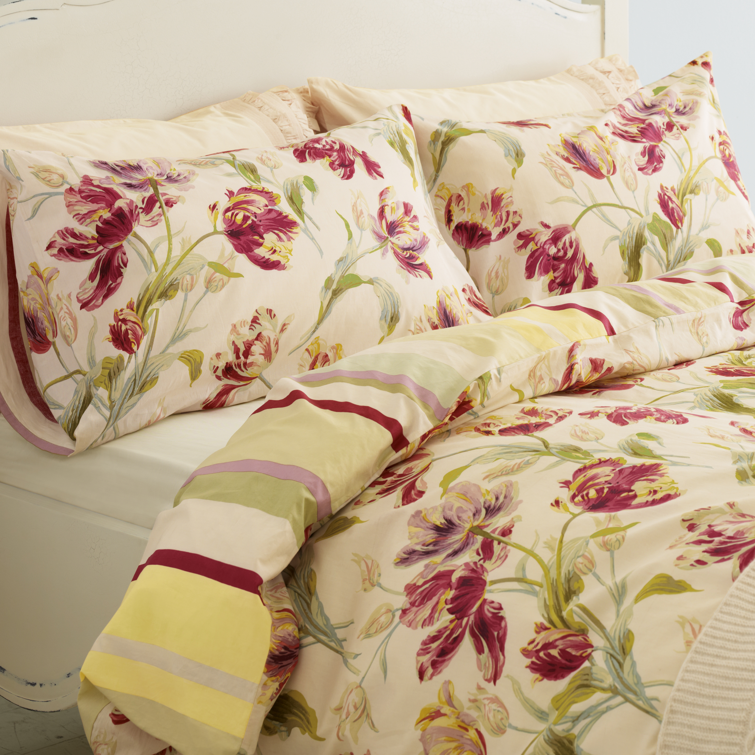 charming laura ashley bedding in cream with flowers motif for bedding ideas