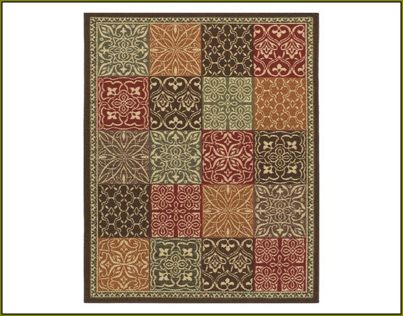 charming lowes rugs with floral design pattern for floor decor ideas