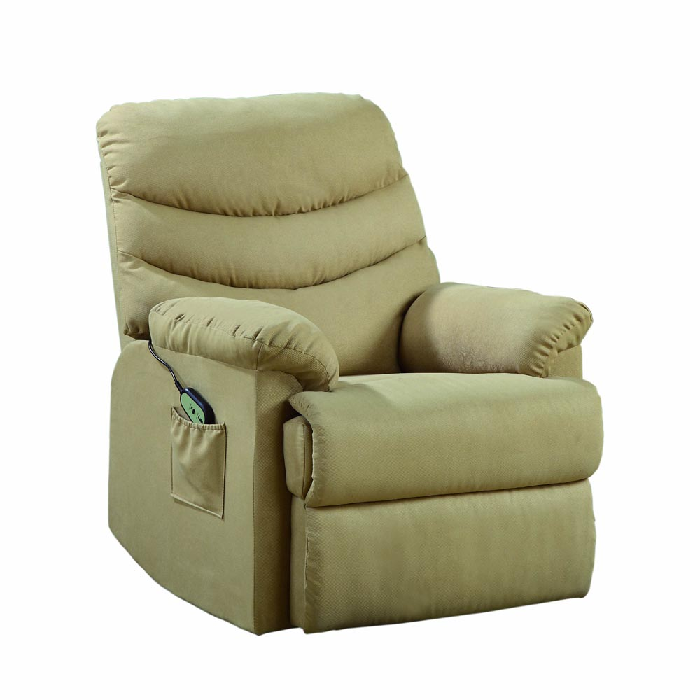 charming power lift recliners in cream with pocket for home furniture ideas