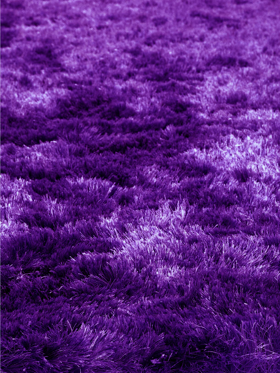 charming shag rugs in purple for floor decor ideas