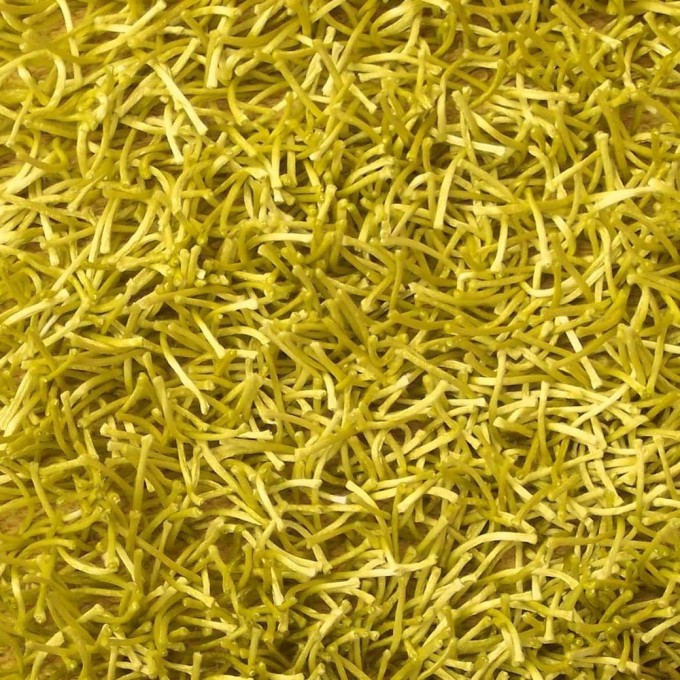 Charming Shag Rugs In Yellow For Floor Decor Ideas