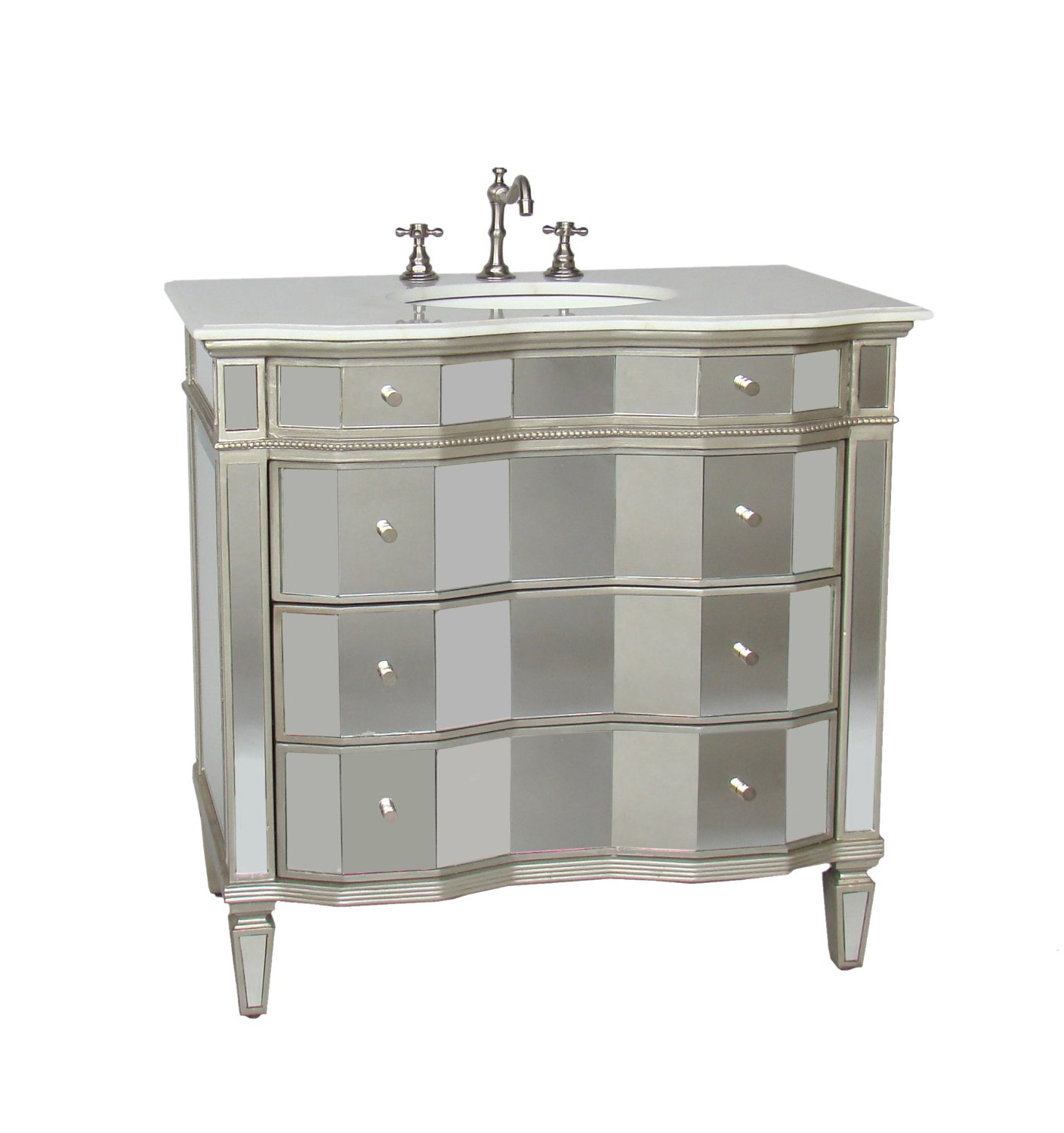 charming silver bathroom vanities with tops and sink plus faucet for bathroom furniture ideas