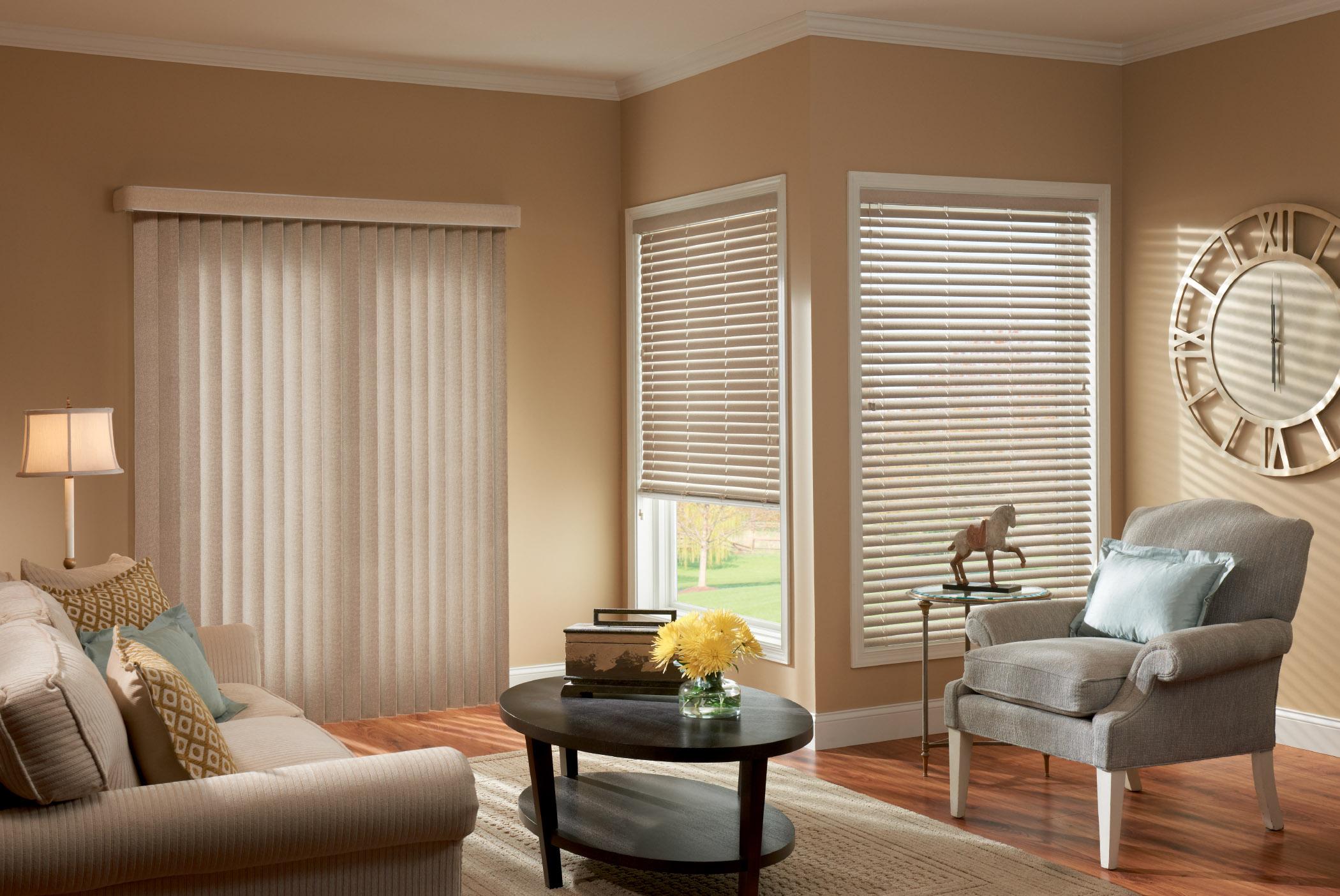Decorating: Inspiring Levolor Blinds For Window Decor Ideas ...