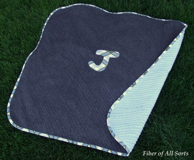 Chenille Blanket In Solid Navy And Light Blue Ideas