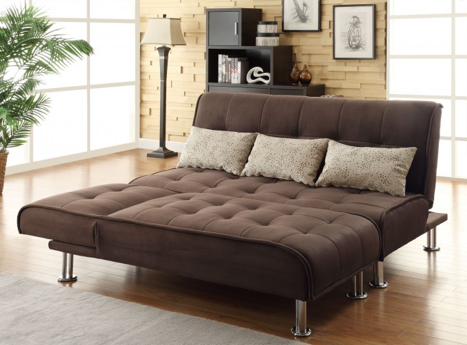 Comfortable Cheap Futons In Dark Brown With Bunk Bed For Home Furniture Ideas