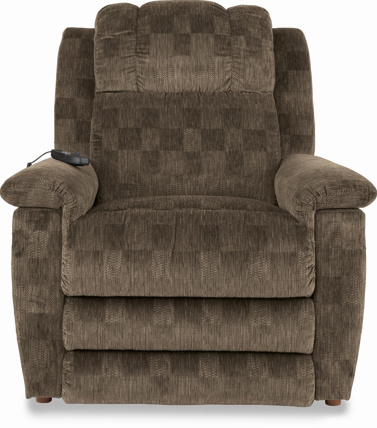 comfortable power lift recliners in brown for home furniture ideas