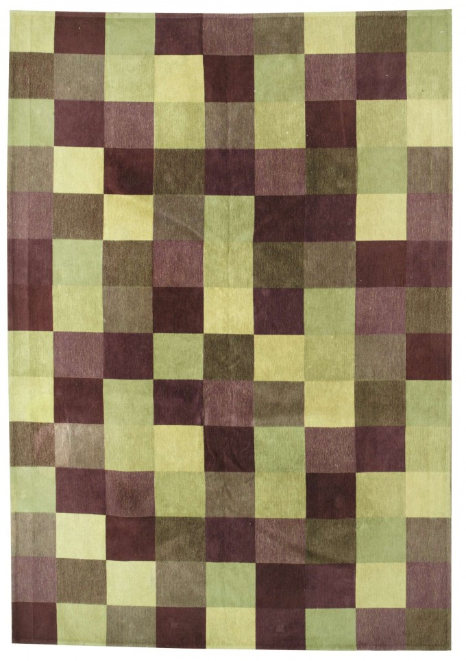 Contemporary Checked 5x7 Area Rugs For Floor Cover Ideas