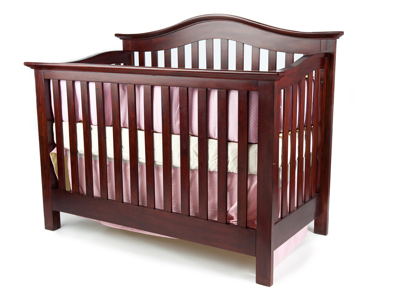 Coventry Lifetime Convertible Crib in Espresso by Munire crib