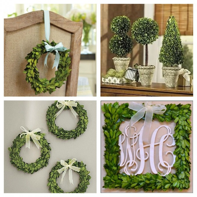Crafting Rebellion Preserved Boxwood For Home Accessories Ideas