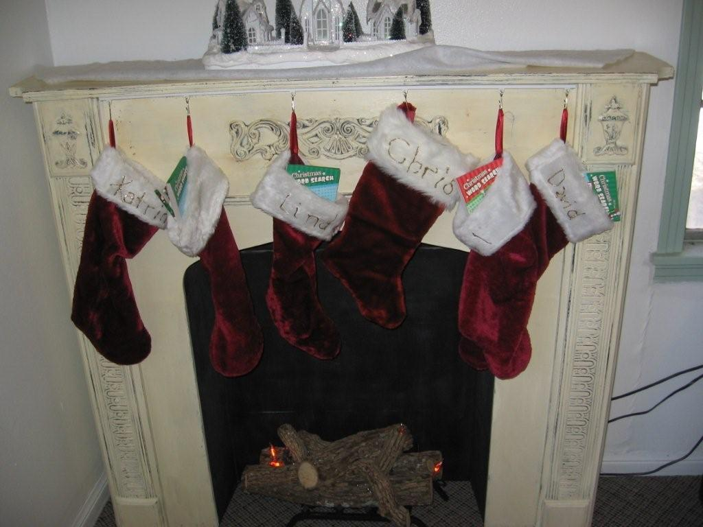 custom christmas stocking hanger for fireplace with charming stocking ideas