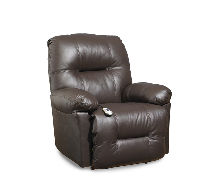 dark brown leather power Lift Recliners For Your Healthcare Equipment