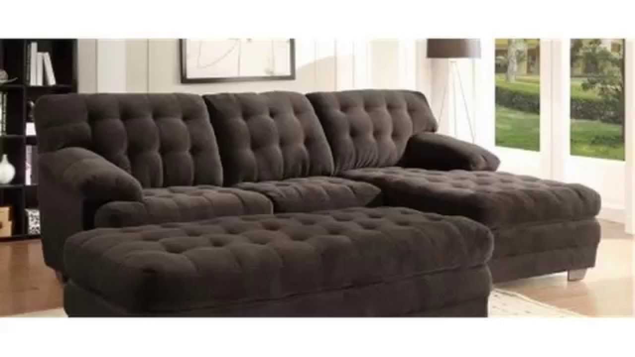 elegant cheap sectional sofas in dark brown for living room furniture ideas