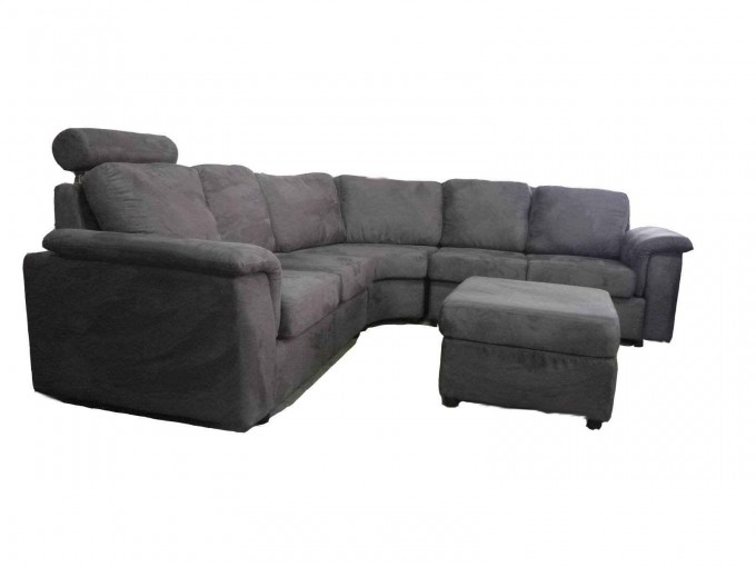 Elegant L Shaped Cheap Sectional Sofas In Grey For Living Room Furniture Ideas