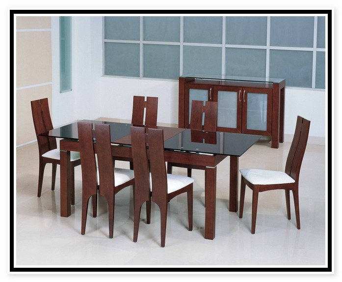 expandable dining table set with white seat for dining room furniture ideas