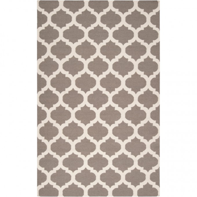 Frontier Moroccan Taupe Hand Woven Wool Surya Rugs In Tan For Floor Decor Ideas