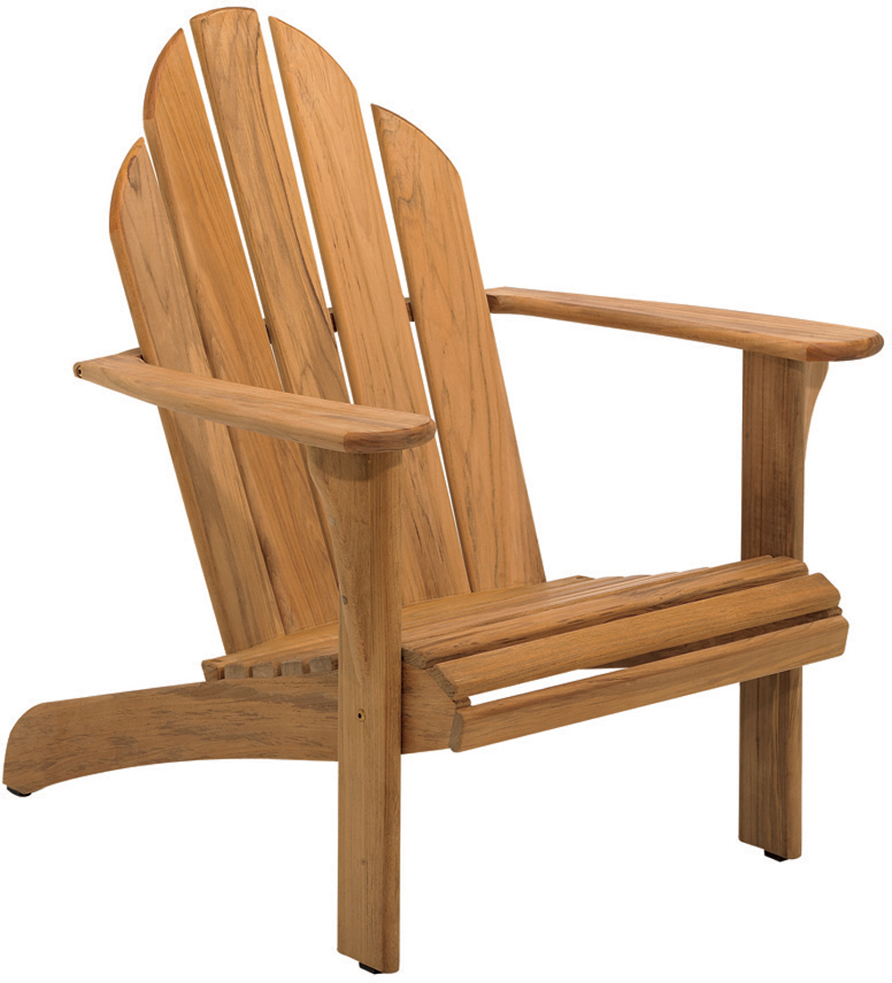 Gloster Teak Adirondack Chairs 802 for outdoor furniture ideas