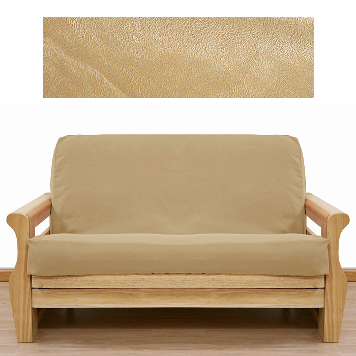 Inspiring Cheap Futons In Cream For Home Furniture Ideas
