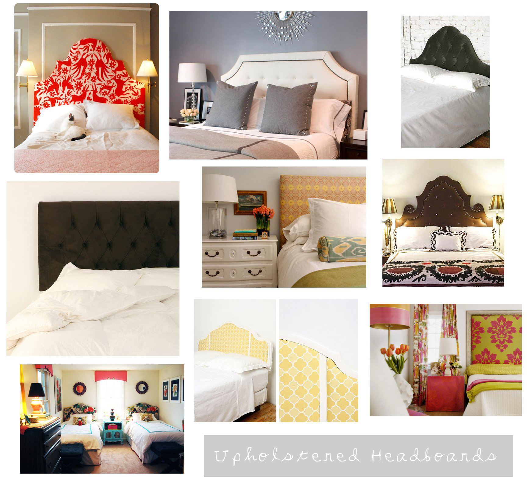 Inspiring Upholstered Headboards For More Stylish Bed Decor Ideas