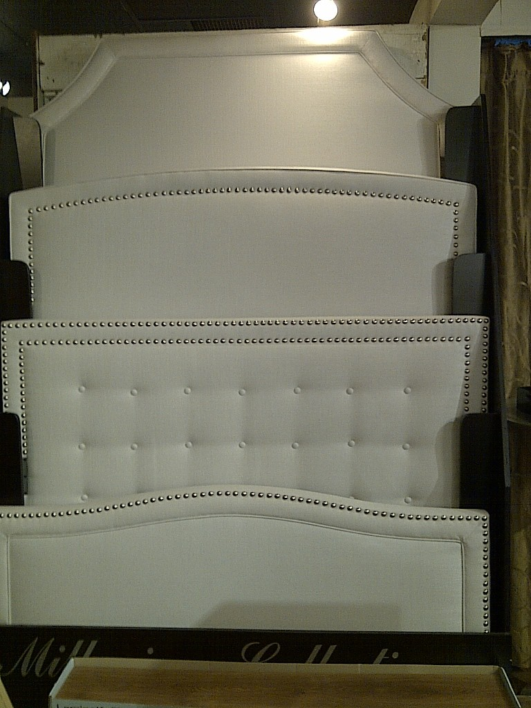 inspiring upholstered headboards in stylish design for bed decor ideas