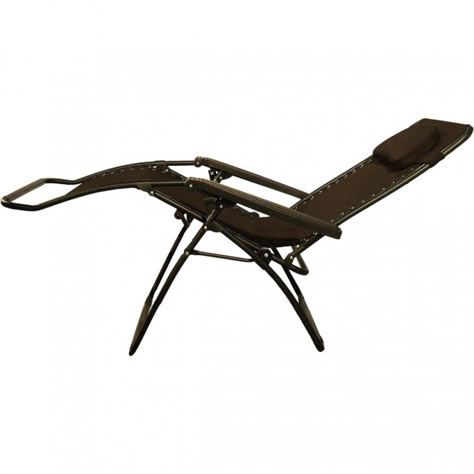 Interesting Folding Zero Gravity Chair In Brown For Home Furniture Ideas