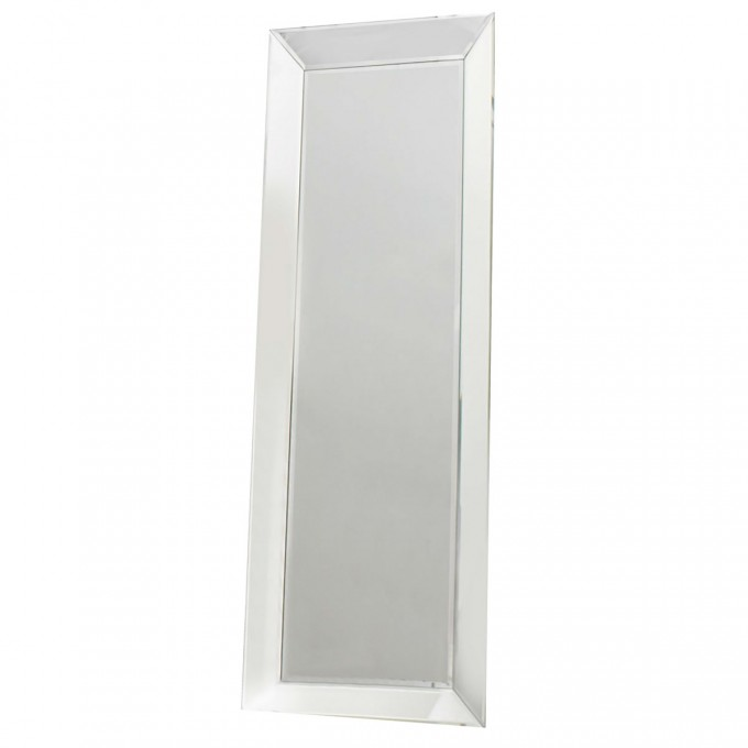 Leaner Mirror In Charming And Simple Design For Home Furniture Ideas