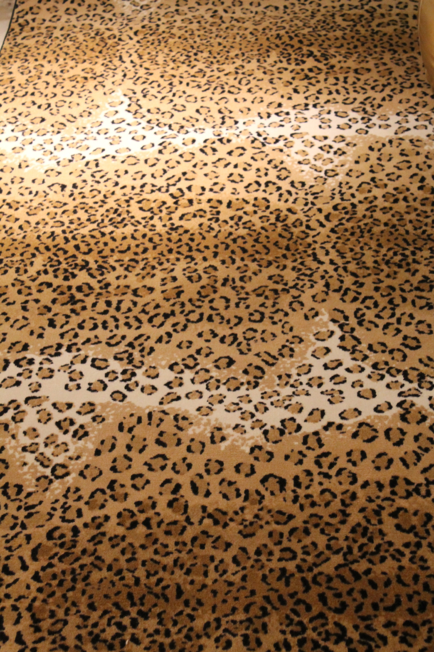 leopard lowes rugs for great floor decor ideas