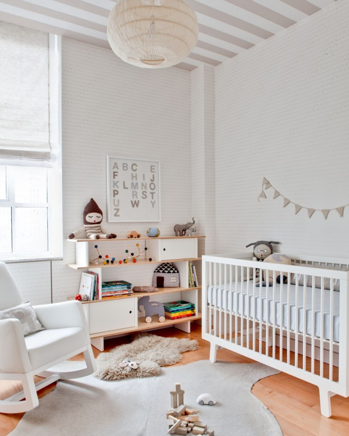 Little Lovely Life Better When You Add A Little Lovely Babyletto On Wooden Floor Plus Carpet And White Chair Ideas