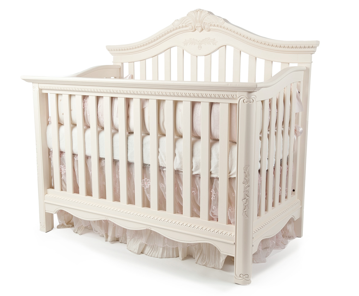 lovely wooden baby box in white theme by munire crib for nursery furniture ideas