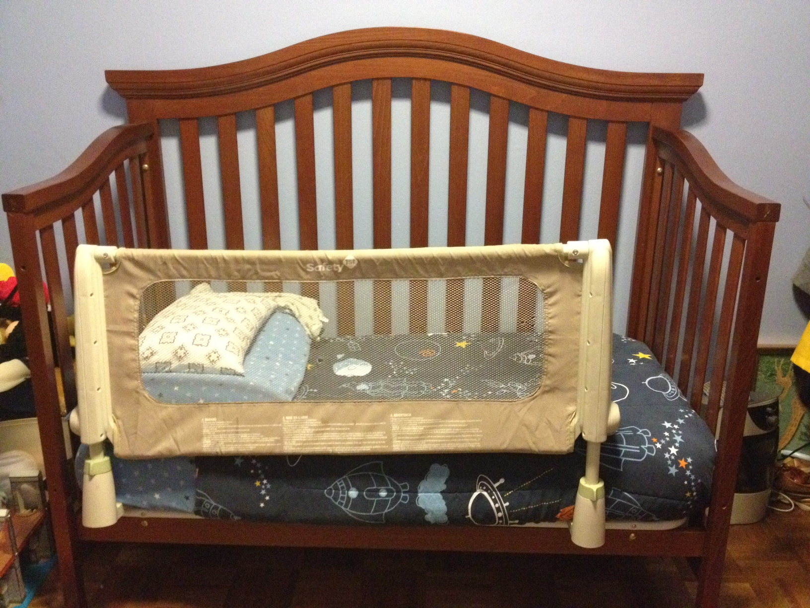 natural brown wood crib by munire crib for nursery furniture ideas
