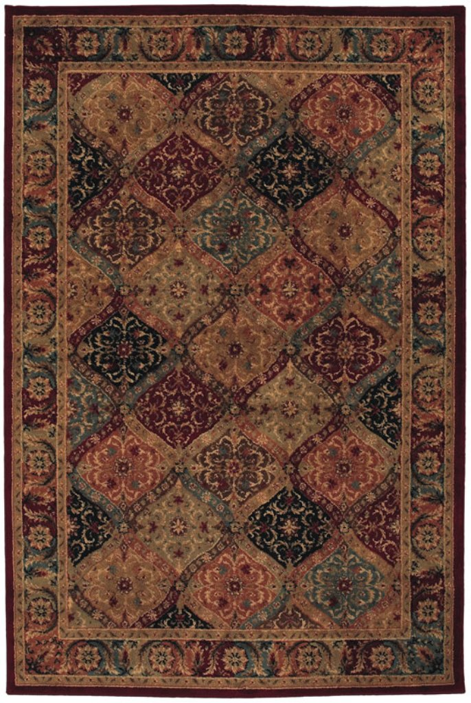 rectangle lowes rugs with floral design pattern for floor decor ideas