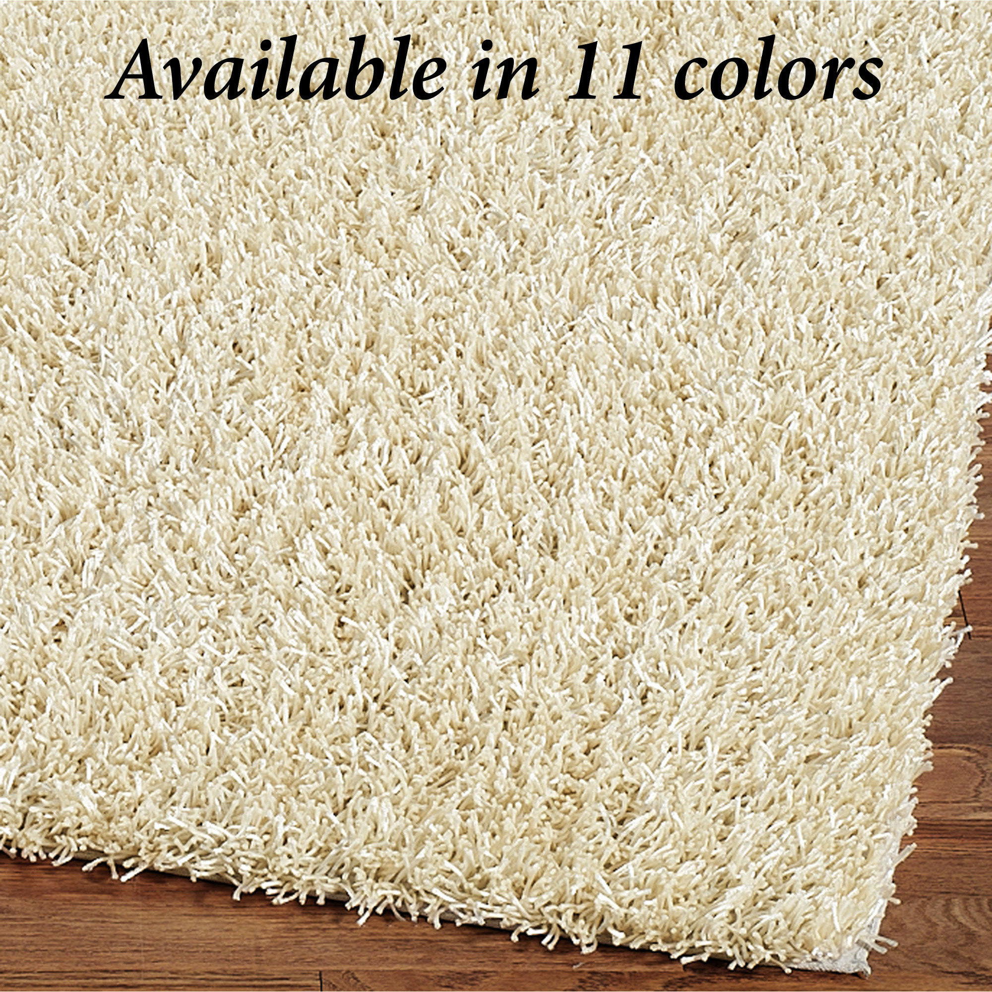 rectangle shag rugs in white for floor decor ideas