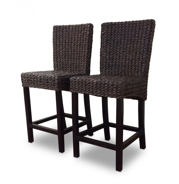 Seagrass Dining Chairs In Black For Dining Room Furniture Ideas