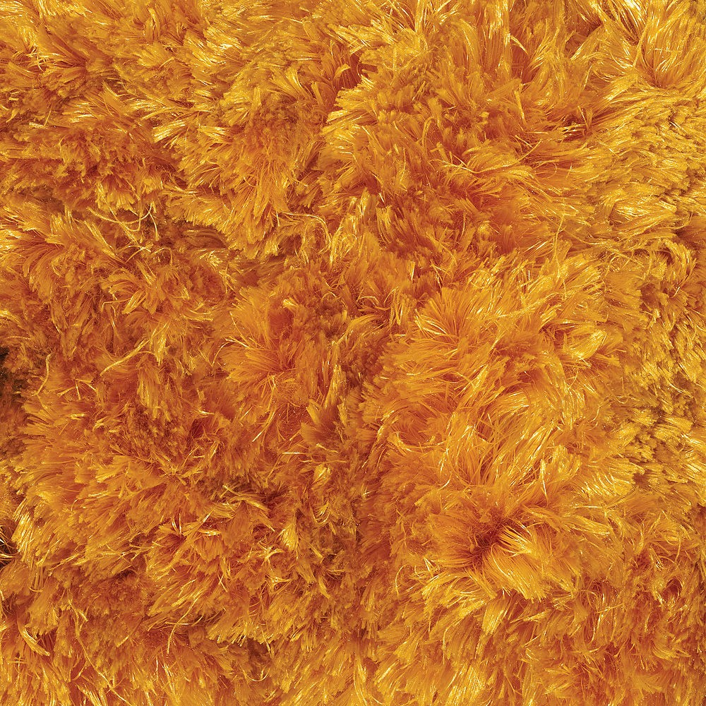 sunlight Light Orange Shag Rugs SUN9802 for floor decor ideas