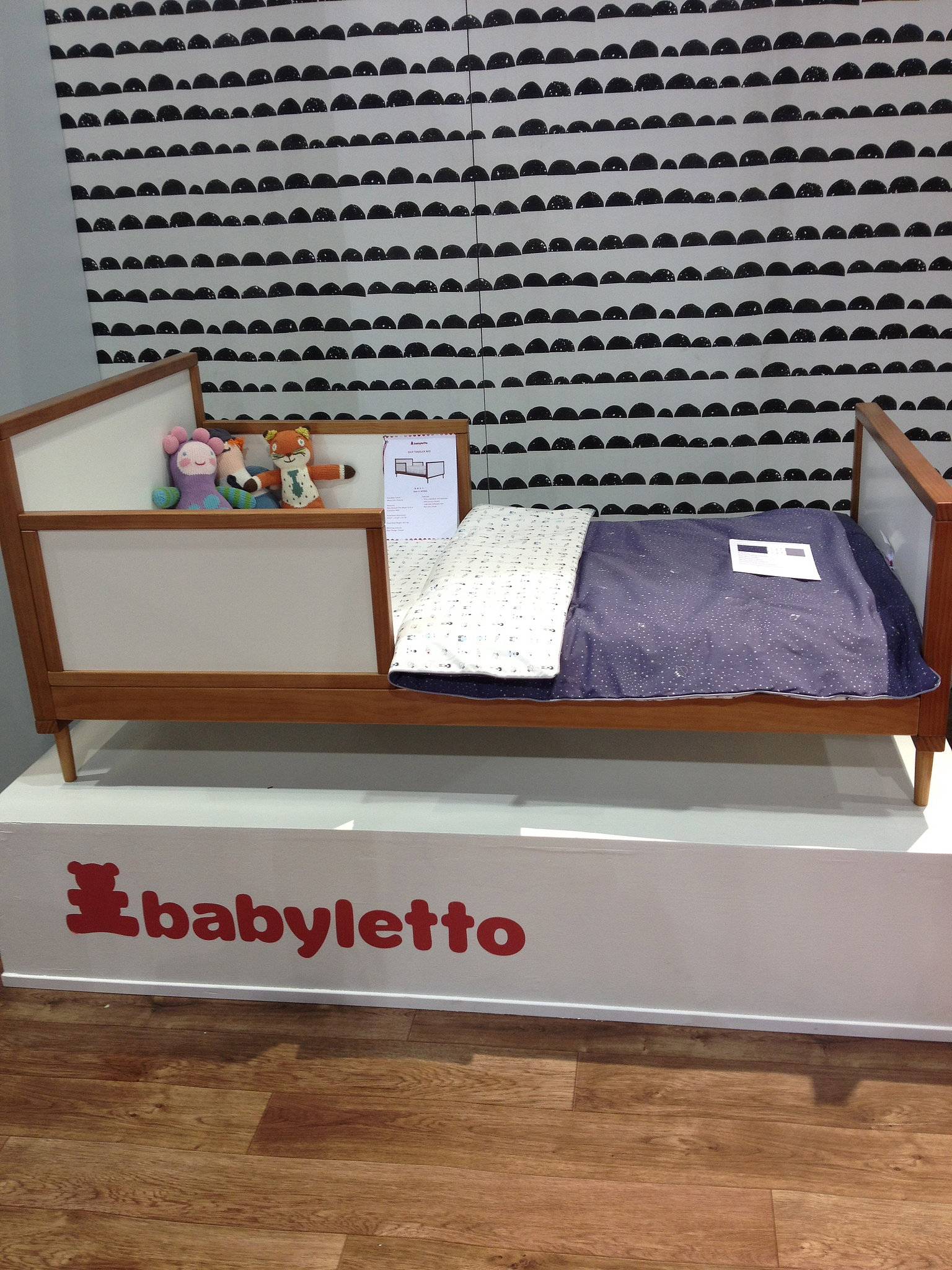 The Babyletto Toddler Bed Is Perfect For Minimalist Kids Rooms
