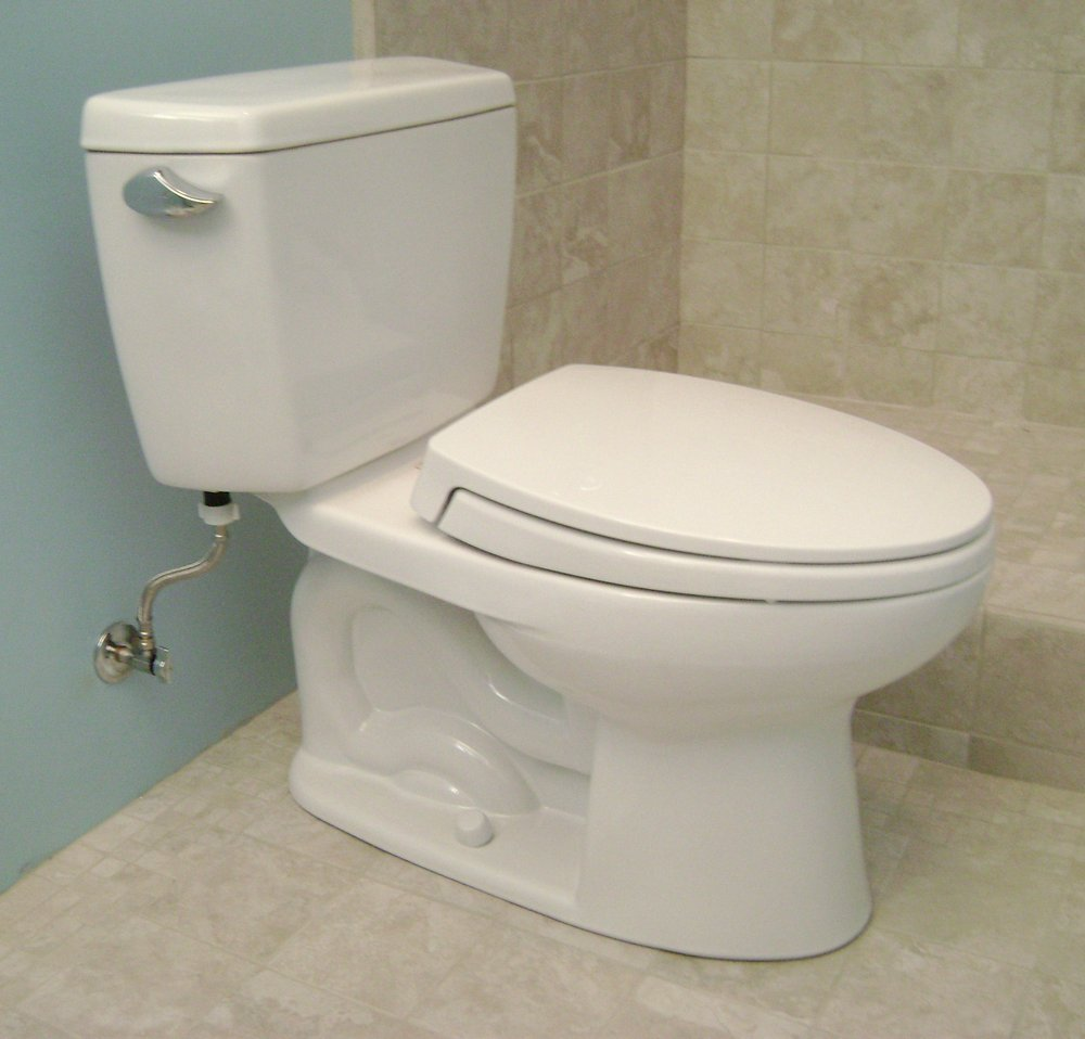 Toto Toilets on cream ceramics floor for Your Bathroom Designs