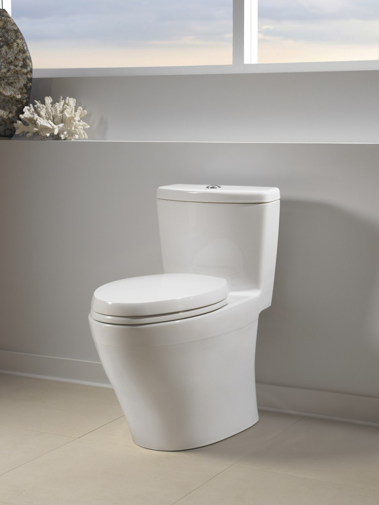 toto toilets on cream ceramics floor matched with white wall for toilet decor ideas