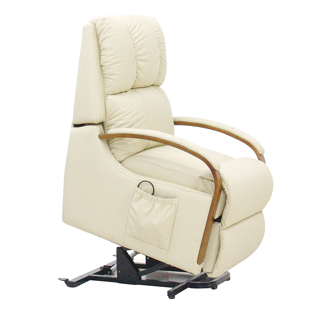 white Power Lift Recliners with pocket for home furniture ideas