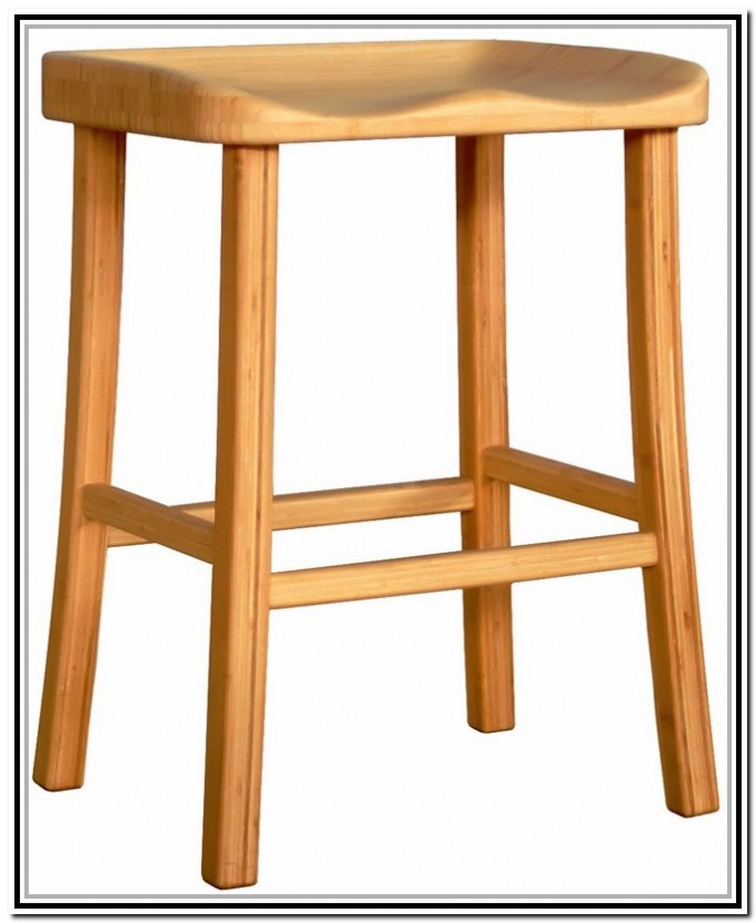 Wooden 24 Inch Counter Stools In Cream For Home Furniture Ideas